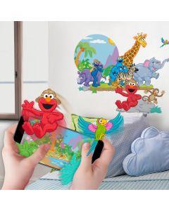Sesame Street, Elmo Goes to the Zoo