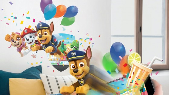 """How to throw a """"PAW-Some"""" PAW Patrol Halloween party"""